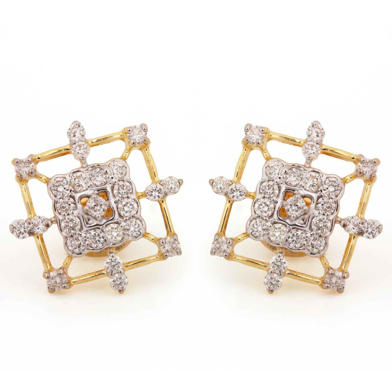Beautiful Gold Earring