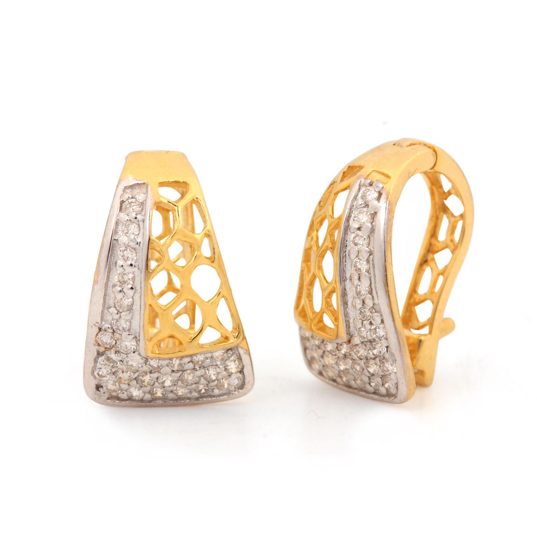Unique Design Of Earring
