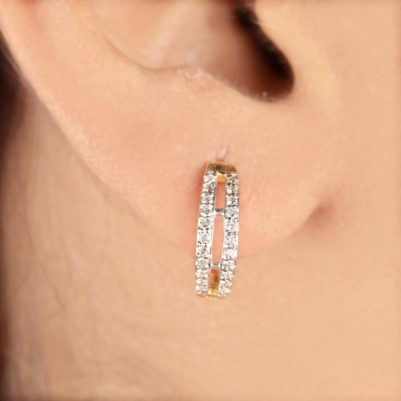 Impressive Gold Earring