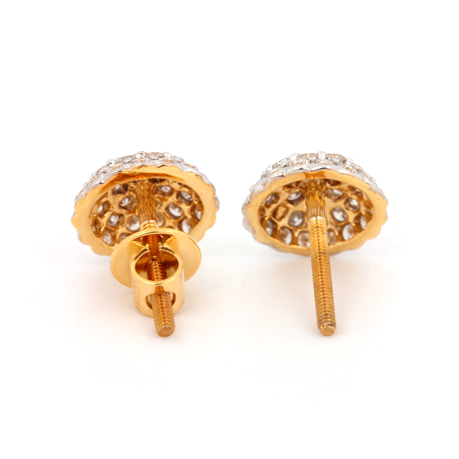 Good Looking Gold Earring