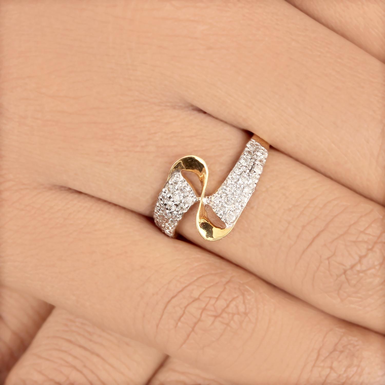 Unique Designed Gold Ring
