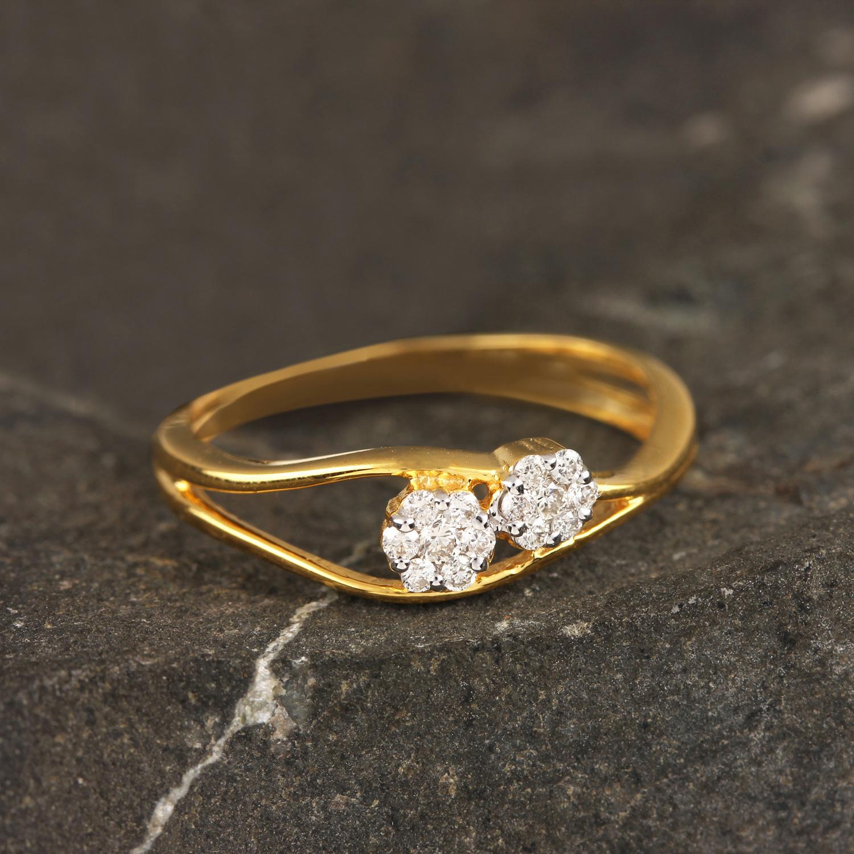 Flower Designed Ring