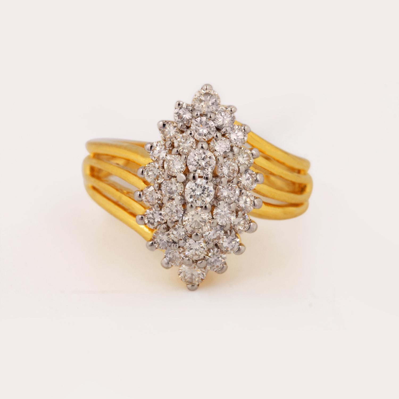 Beautiful Gold Ring For Women