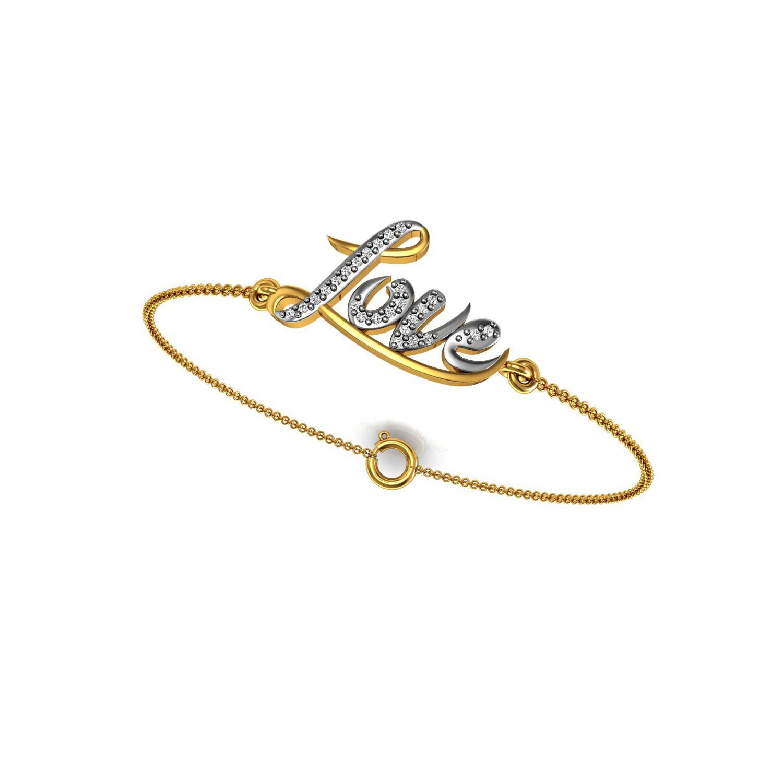 Attractive Bracelet With Diamond & Emerald